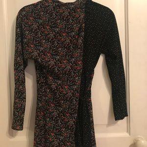 Tie/wrap dress